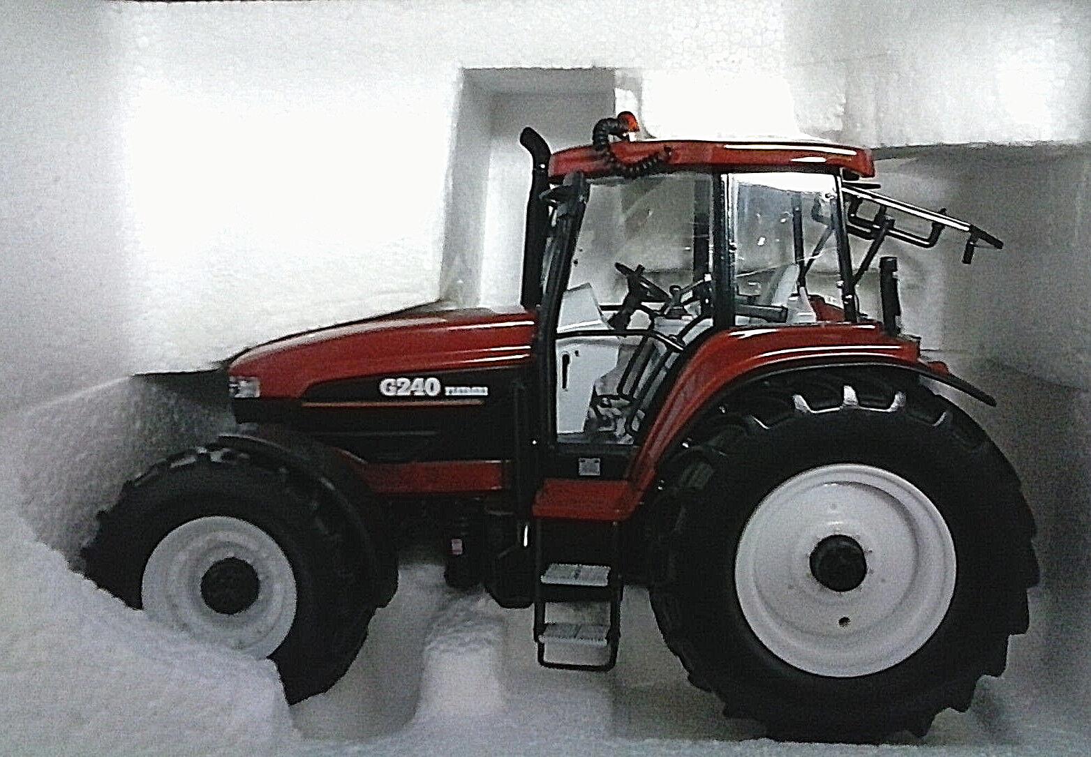 ROS 1 32 MEZZO AGRICOLO TRATTORE  TRACTOR  FIATAGRI G240  ART 301429