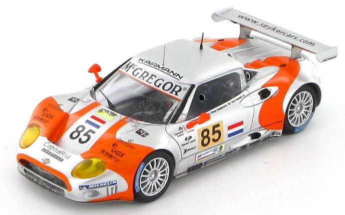 Spyker C8 Spyder GT2-R - Audi   85 Le Mans 2006 1 43 - S0319  marques en ligne pas cher vente