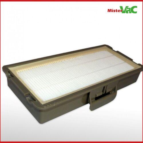 Hepa Filter geeignet Bosch BSG 71877 //07 Hygienixx Maxx For Kids Hepa