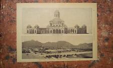 Illustrazione Italiana 1890: Esposizione Nazionale di Palermo del 1891-92