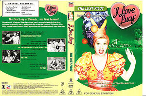 I-Love-Lucy-1951-1957-First-Season-A-TV-Series-USA-4-Episodes-DVD