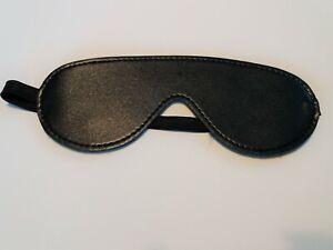 BL-51 Fur lined blindfold,