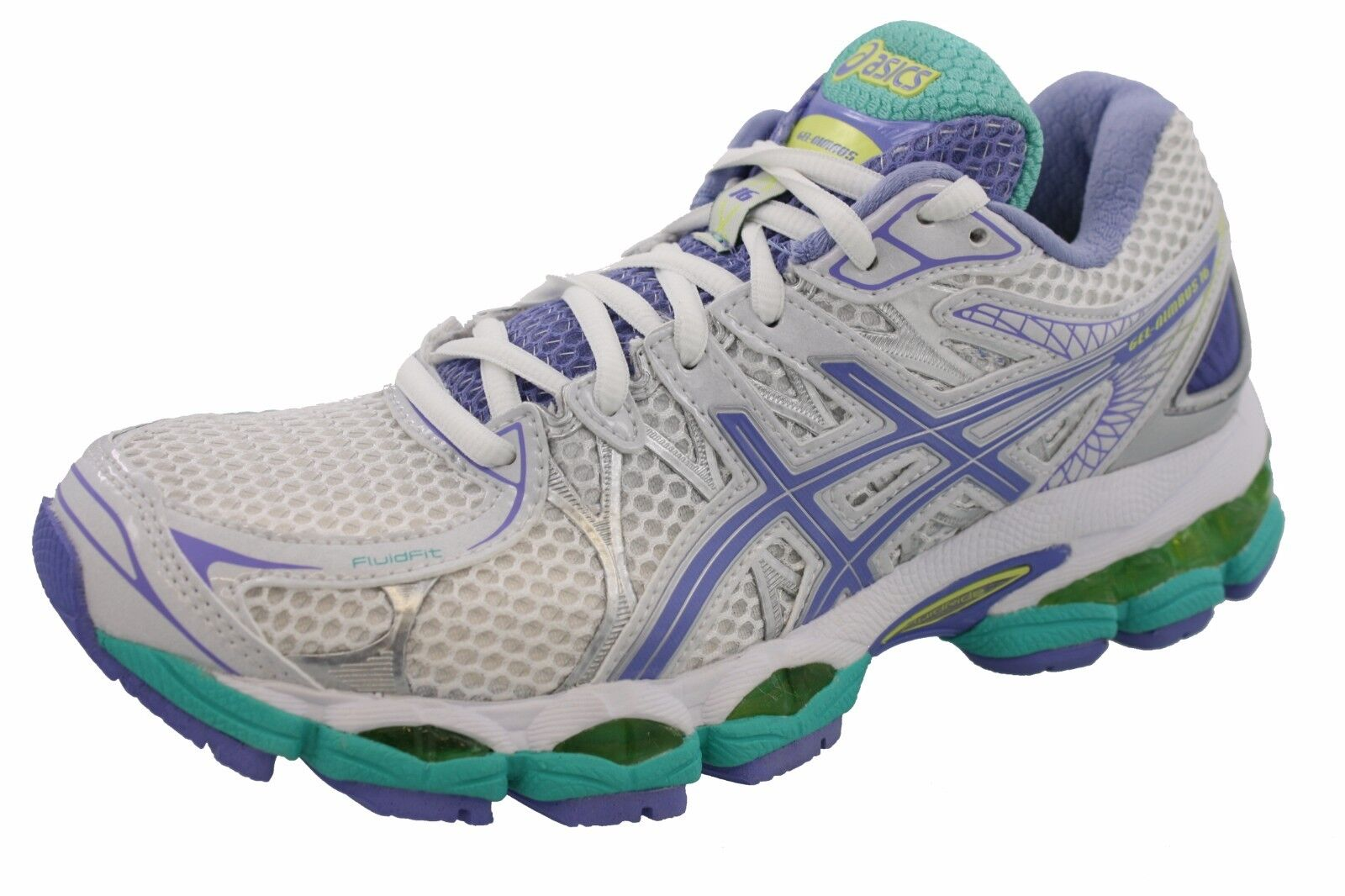 ASICS WOMENS GEL NIMBUS 16 T485N MEDIUM WIDTH RUNNING SHOES New shoes for men and women, limited time discount