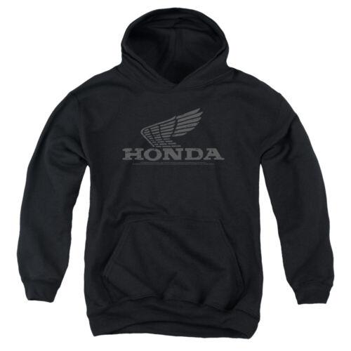 HONDA VINTAGE WING Kids Hoodie Sweatshirt SM-XL BOYS GIRLS SZ 6-20