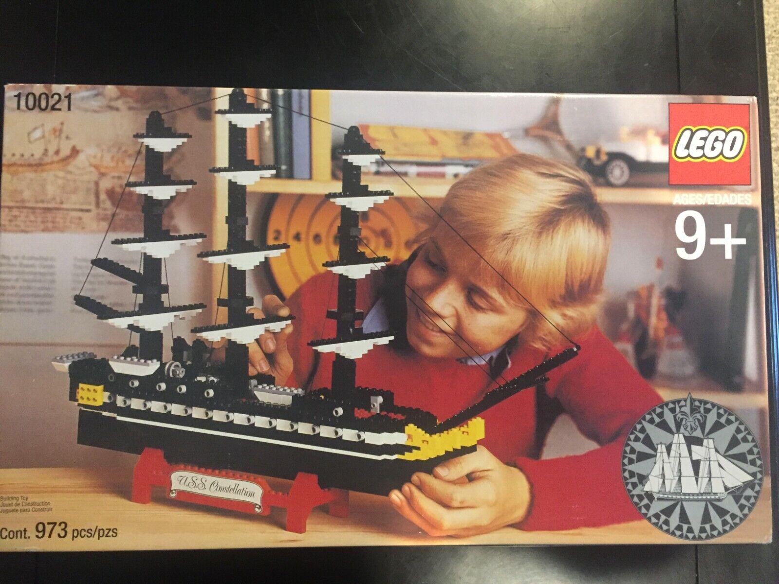 Lego Legend 10021  U.S.S. Constellation Ship Modell NEW SEALED RARE