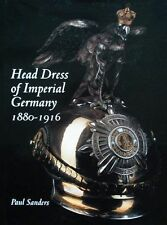 LIVRE NEUF : HELMETS/CASQUE IMPERIAL GERMANY/ALLEMAND/DUITSE HELM 1880-1916