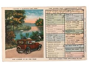 Having-A-Glorious-Time-Here-Ok-For-Four-Easy-Correspondence-Card-Postcard