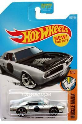 HOT WHEELS DIECAST Muscle Mania Combined Postage Custom '67 Pontiac Firebird