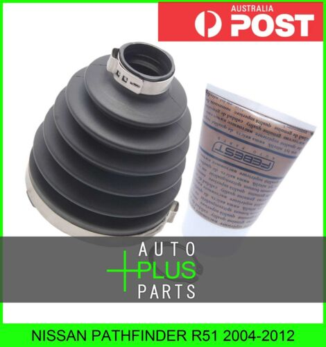 Fits NISSAN PATHFINDER R51 2004-2012 Boot Outer Cv Joint Kit 88.5X108X29