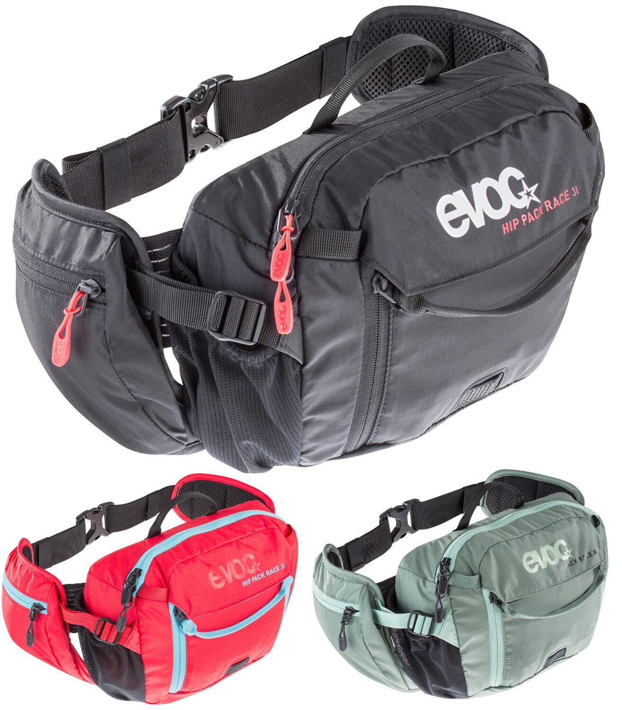 Evoc Hip Pack Race 3L E-Bike G 65533; Trinkkg def 65533;-655533;rtel Jogging wandelen Flaschenhalter