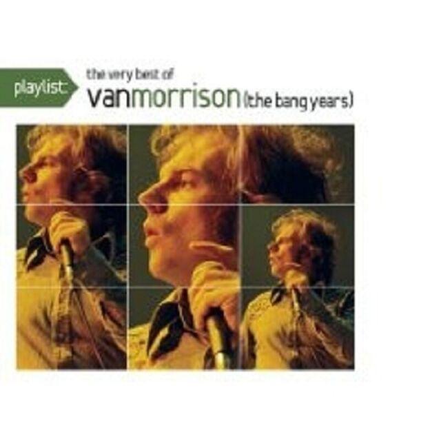 "VAN MORRISON ""PLAYLIST THE VERY BEST OF"" CD NEU"