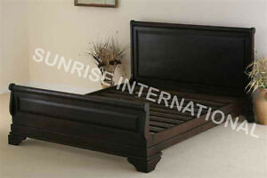French Style Wooden Queen size Double Bed / Cot !