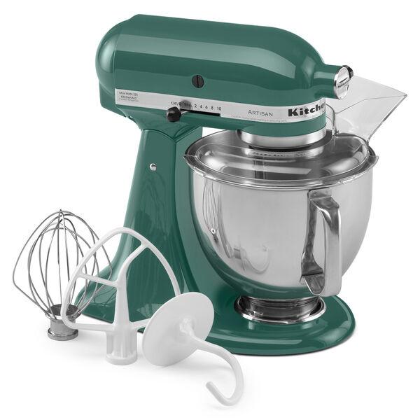 KitchenAid stand mixer Tilt 5-QT rk150bl Artisan Tilt Bay Leaf vert
