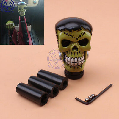 Frankenstein Style Gear Knob Handle Gear Shift Knob Manual Shifter Shift Lever