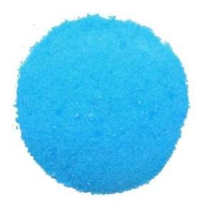 5kg de SULFATE DE CUIVRE PENTAHYDRATE extra-pur (>99,5%) de haute qualité.