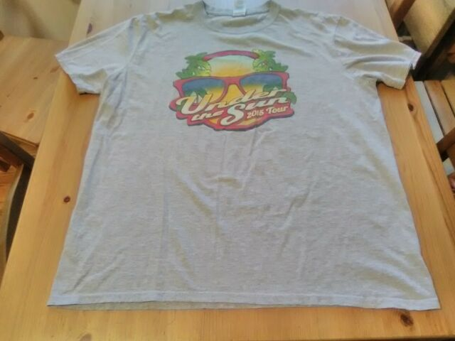 good condiUncle Kracker And Sugar Ray Under The Sun 2015 Tour T-shirt Size Large