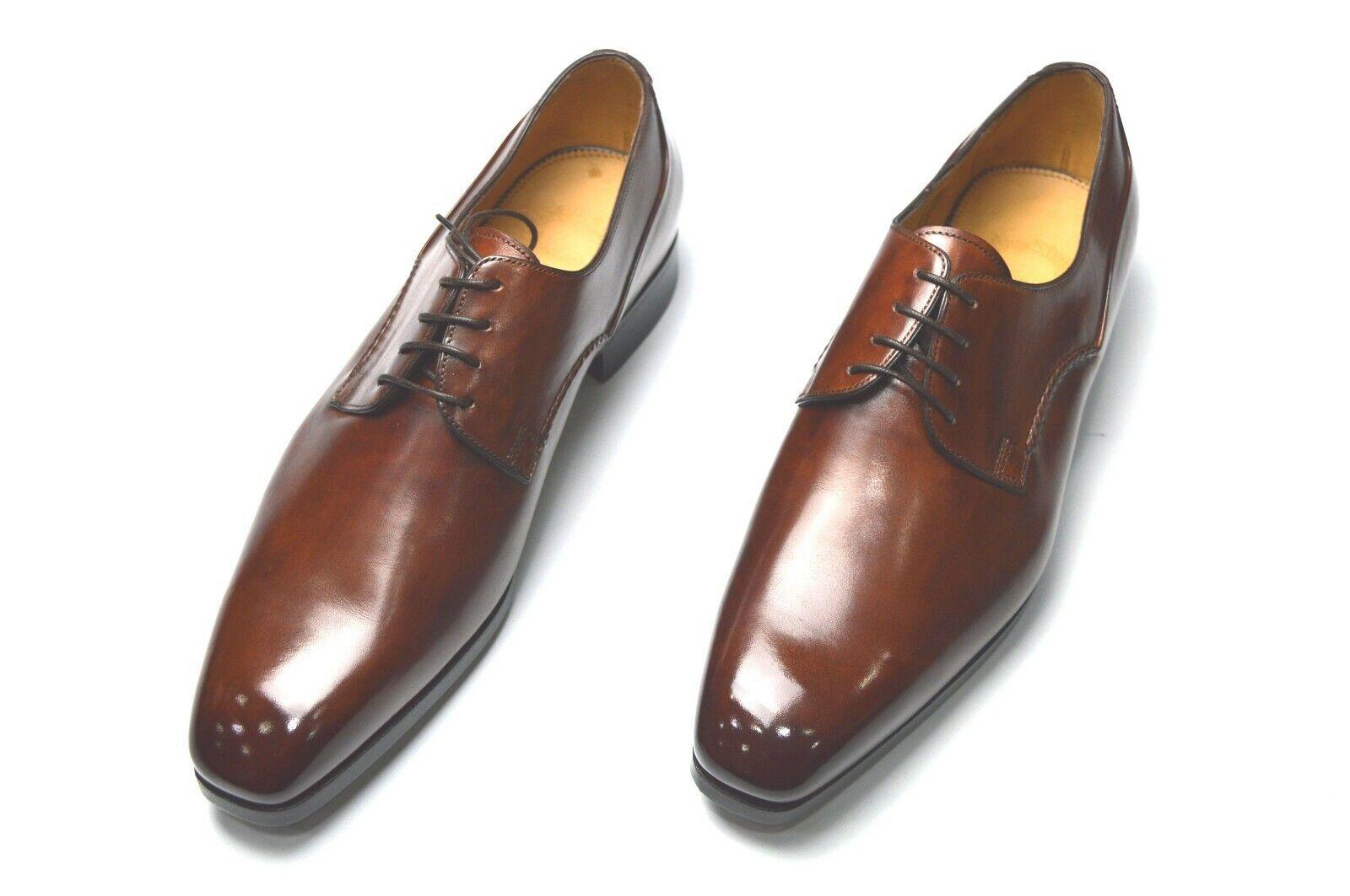 Nuevo Vestido 1600  Santoni Edición Limitada Zapatos Talla nos 9.5 (Led1)