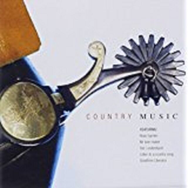 Country Music - Various Artists (CD, 2011), New, Patsy Cline, Dolly Parton, Tex
