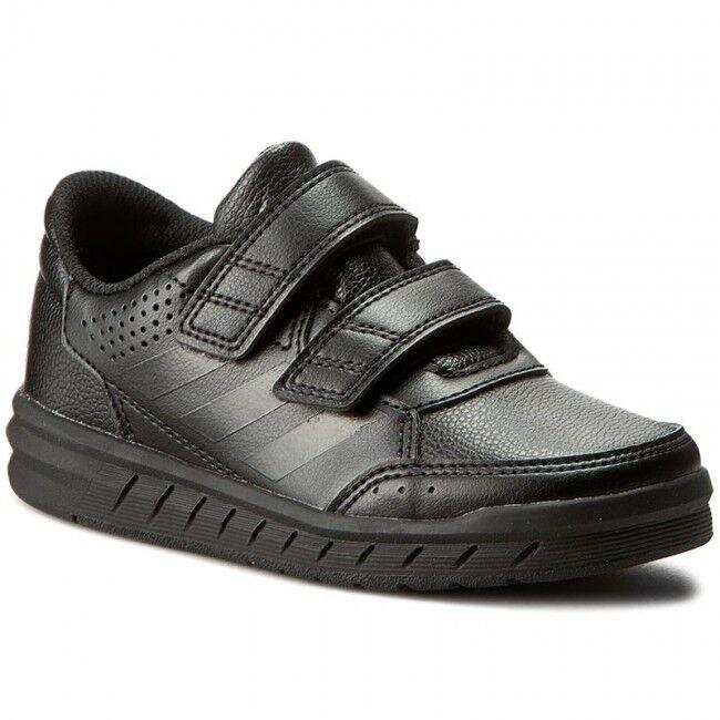 Adidas Alta Sport CF Chaussures de tennis pour garçons - Noir
