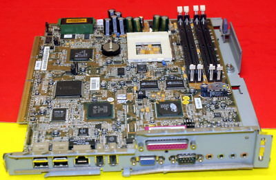 100% Kwaliteit 375-0096 - Sun Microsystems Sunblade Blade 100 Motherboard Firm In Structuur