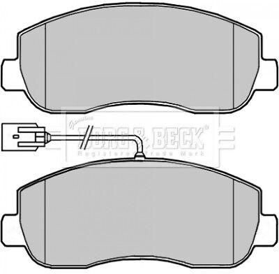 GENUINE 5 YEAR WARRANTY Bosch Front Brake Pad Set 0986495266