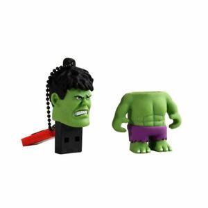Marvel-Hulk-USB-Memory-Stick-Flash-Drive-8-or-16GB-Boxed-Avengers