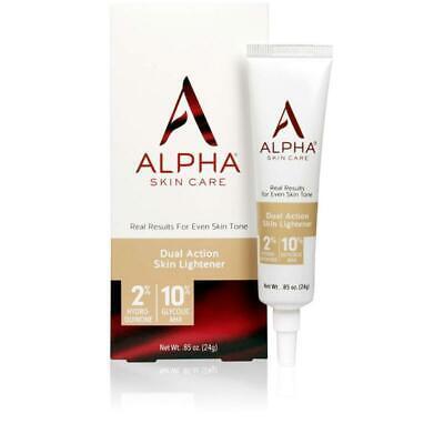 Alpha Skin Care Dual Action Skin Lightener 2 Hydroquinone 10 Gycolic Aha Ebay