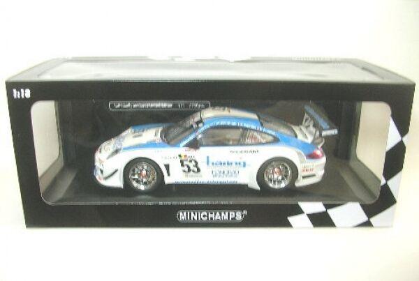 Porsche 911 Gt3 R N° 53 Class Ganador 24h Spa 2010