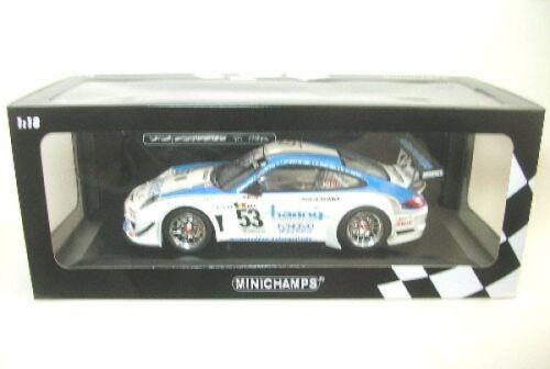 Porsche 911 gt3 R nº 53 class winner 24h spa 2010