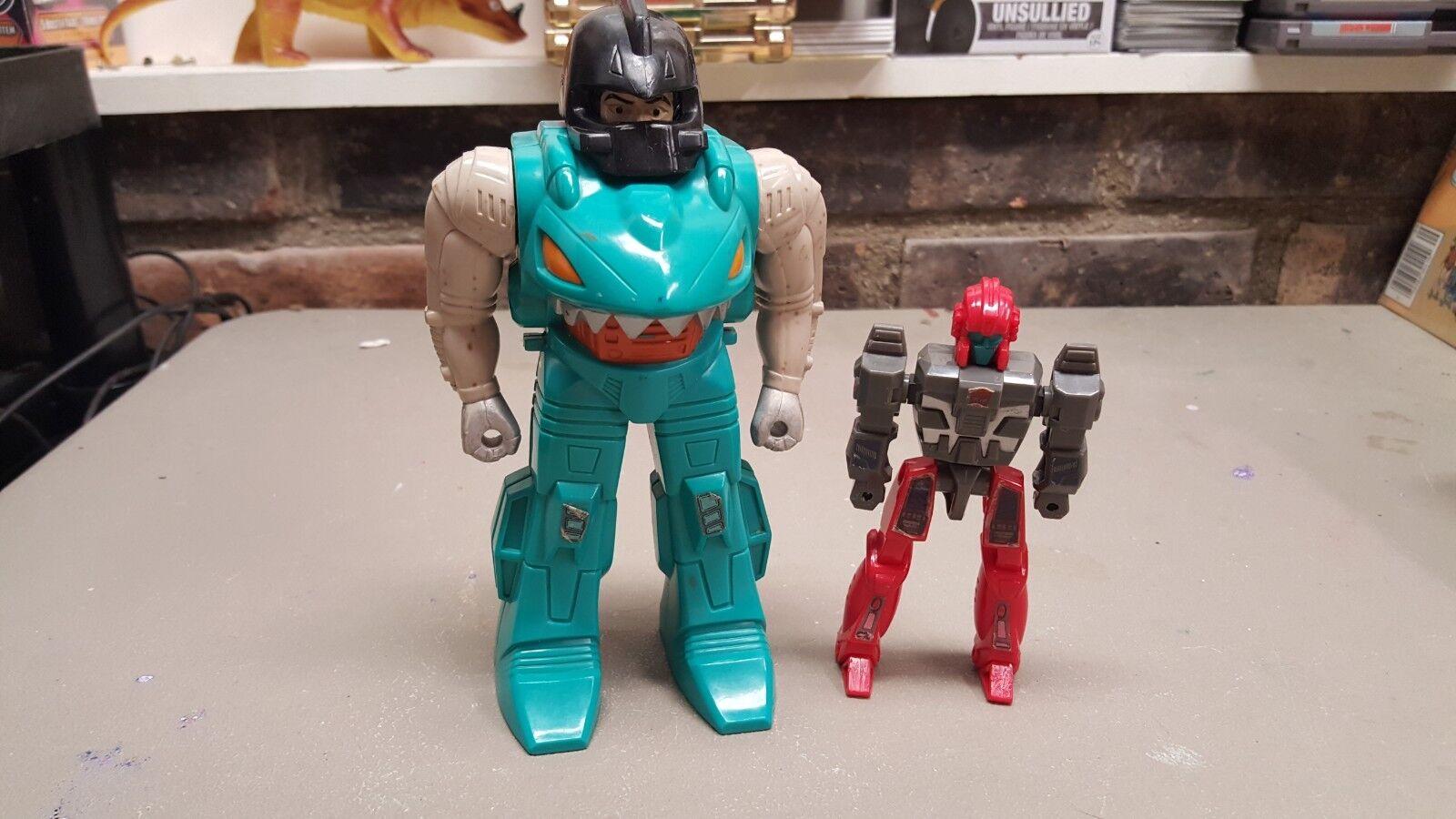 TRANSFORMERS G1 G1 G1 Pretenders Splashdown Figure & Inner Bot dd243c