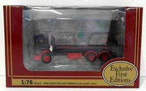 Efe-1-76-escala-21801-Albion-3-Eje-De-Superficie-Plana-W-j-Rich-amp-Sons
