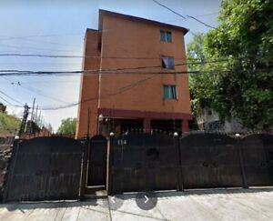 Departamento en Tlalpan, Ampliación Miguel Hidalgo, CDMX.
