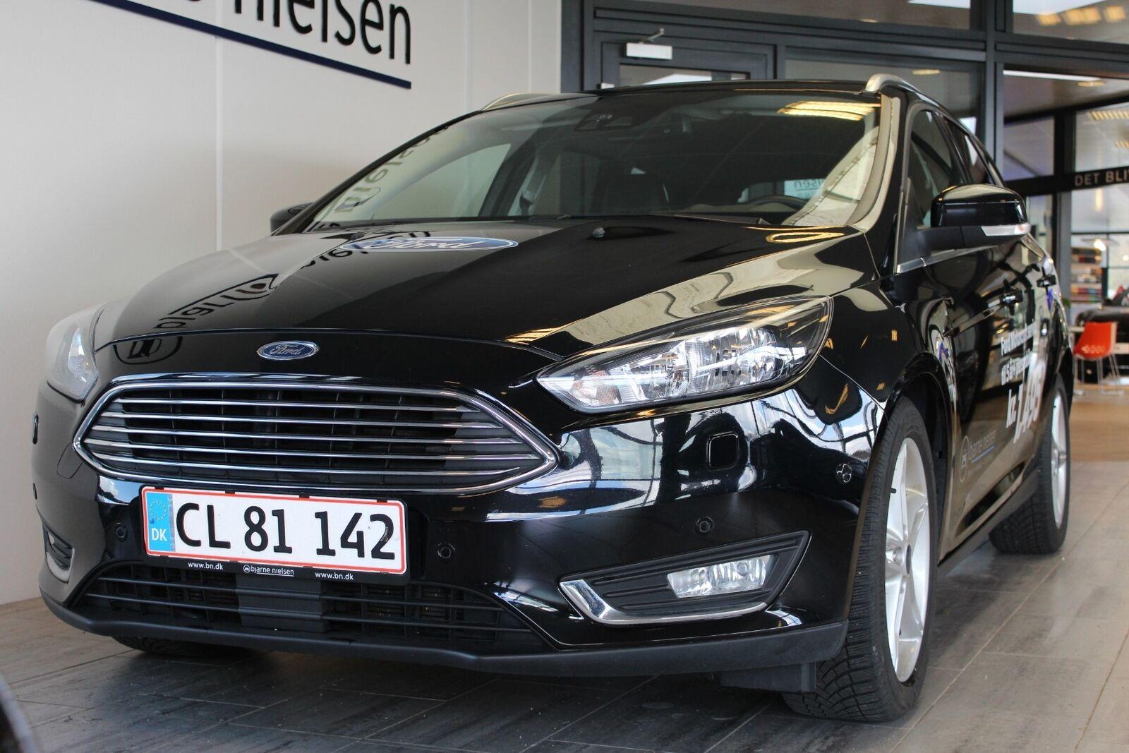Ford Focus 1,5 SCTi 150 Titanium stc. aut. - billede 4