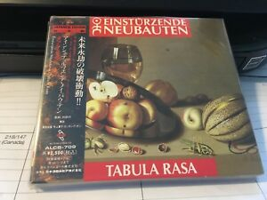 EINSTURZENDE-NEUBAUTEN-Tabula-Rasa-JAPAN-IMPORT-CD-ALCB-709-1993
