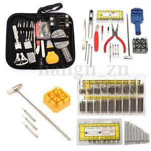 Kit-360-Outil-Reparation-Montre-Demonte-Ouvre-Boitier-Cle-Bracelet-Horloger-Case