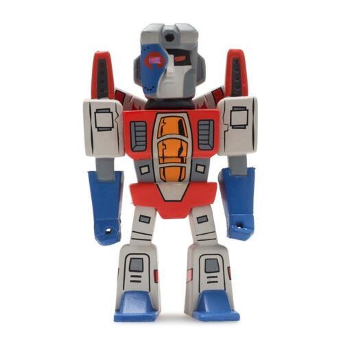 Kidrobot Transformers VS Starscream Joe 3-Inch Vinyl Mini-Figure G.I