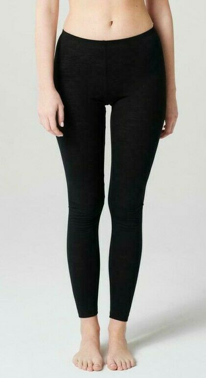 100% Merino Wool ABOUT ClassicWool Woman Ultra Soft Leggings Base Layer 6875 NEW