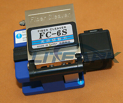 New FC-6S Precision Cleaver Optical Fiber Sumitomo Electric Cut Cutting Tools