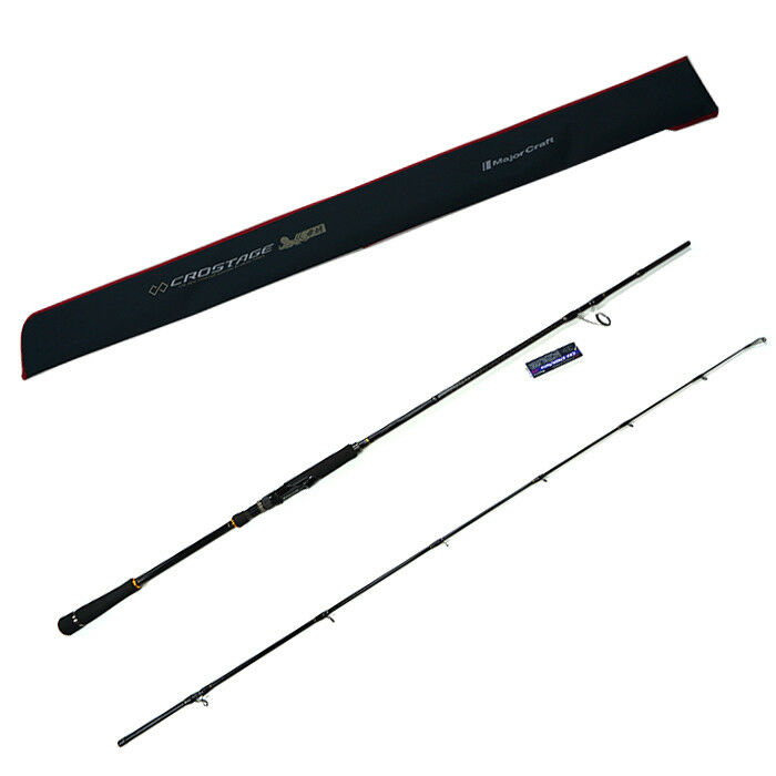 Major Craft CROSTAGE 2 piece rod  CRX-S702H Taco