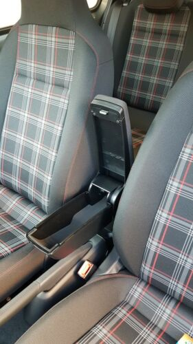 moyen-armlehr Noir à Partir De L/'année de construction 2012 d/'origine VW Accessoires VW Up moyens Accoudoir
