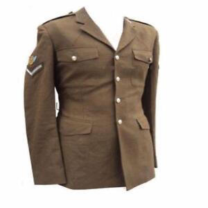 Details about British army surplus No2 dress uniform jacket khaki