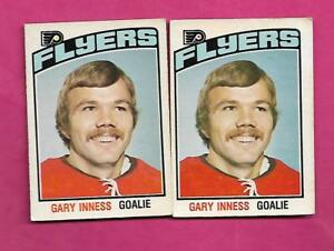 1976-77-OPC-331-FLYERS-GARY-INNESS-VARIATION-CARD-INV-A8866