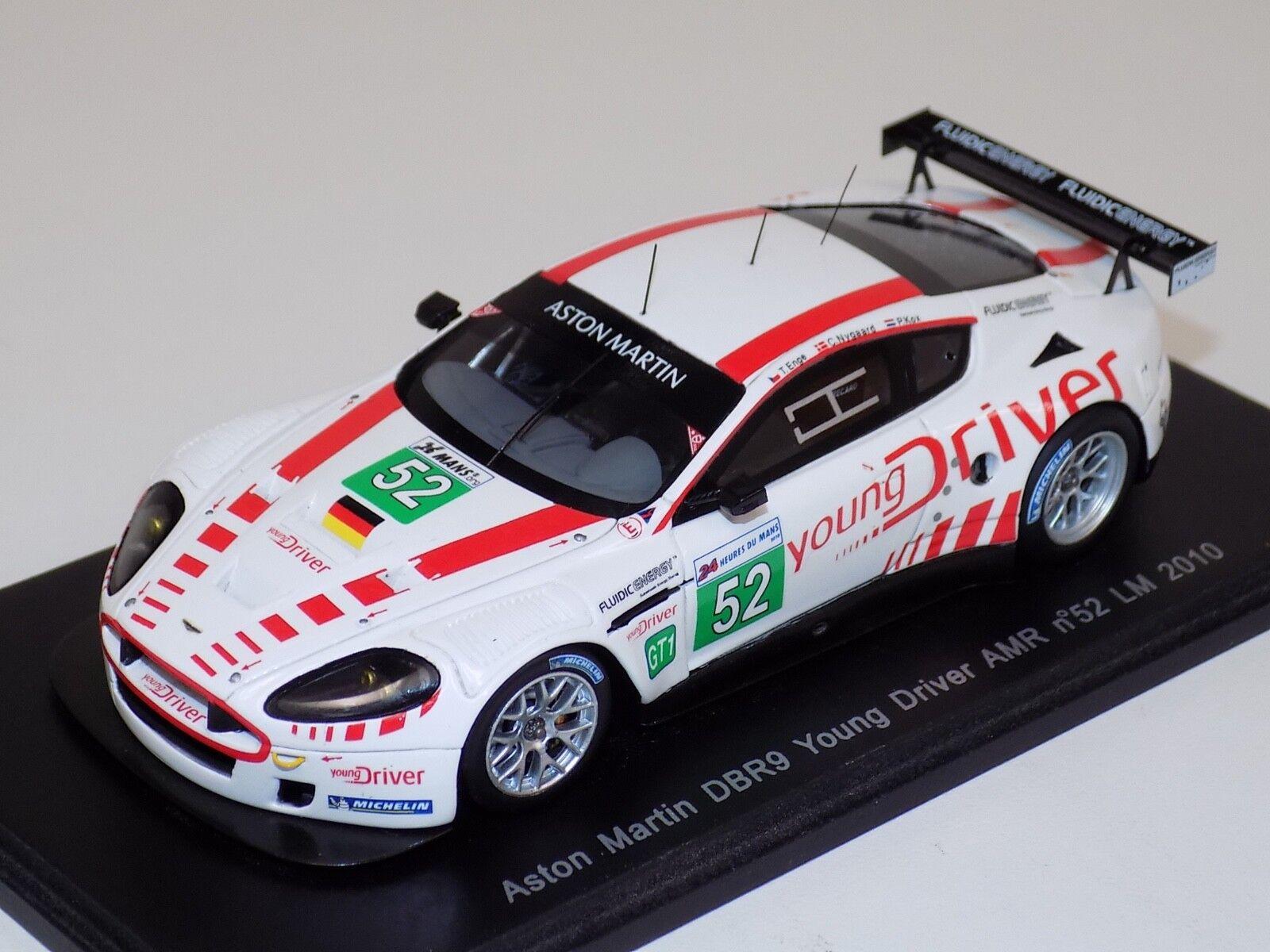 1 43 Spark  Aston Martin  DB9R Car Hours of LeMans  2010  S2573