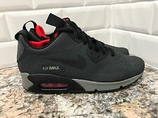 super popular 16774 d0aa0 item 1 Nike Air Max 90 Mid Winter Print SZ 6.5 Anthracite Black Chilling  Red 806850-006 -Nike Air Max 90 Mid Winter Print SZ 6.5 Anthracite Black  Chilling ...