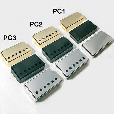 Electric Guitar Metal Humbucker Pickup Covers PC1 PC2 PC3