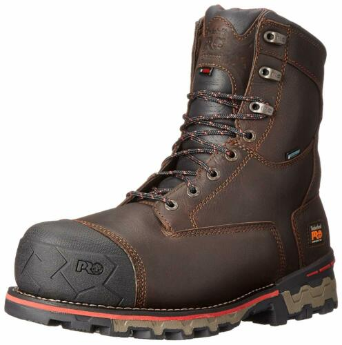 Timberland Mens boondock Leather Composite toe Pul