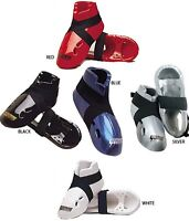 Sparring Foot Gear Pads Karate Taekwondo Fighting Guards Youth/adult