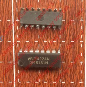 5PCS DM8131N DIP-16 6-Bit Unified Bus Comparator IC D41