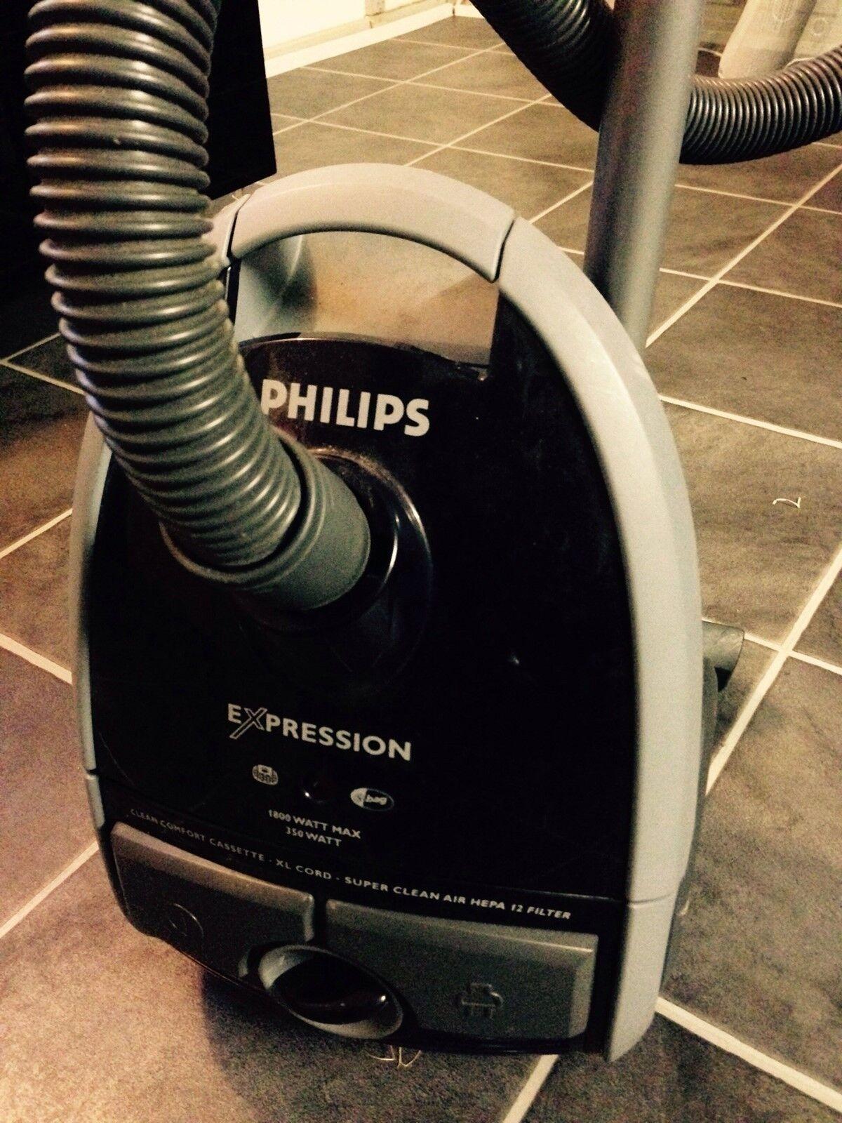 Støvsuger, Philips EXPRESSION , – dba.dk – Køb og Salg af