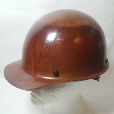 Msa Skullgard Hard Hat Cap Brim Size M Medium Adjustable Helmet Type 1 Class G